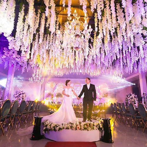 Wedding Decorator in Davao