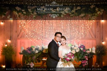 Michael and Abegail   January 28 2020  Wedding  #richardpadillo...