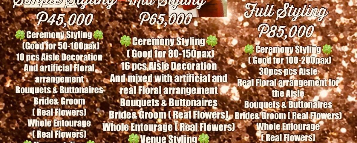Our Styling Package is here  For Couple Who wants to have a stylish and affordab...