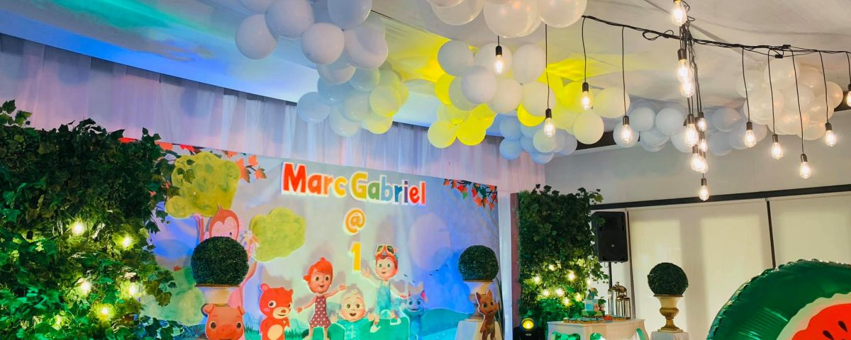 Were about to start   Marc Gabriel@One  #mayfloreventorganizingandstylingdavao