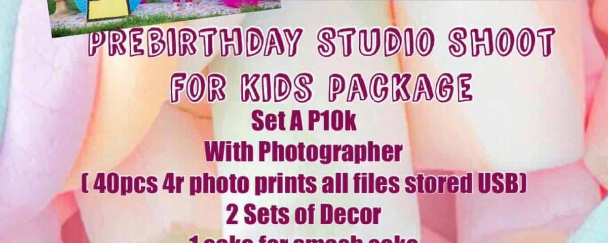Guys available na on July 2nd week ang Mayflor Photo Studio sa momshies na ngpla...