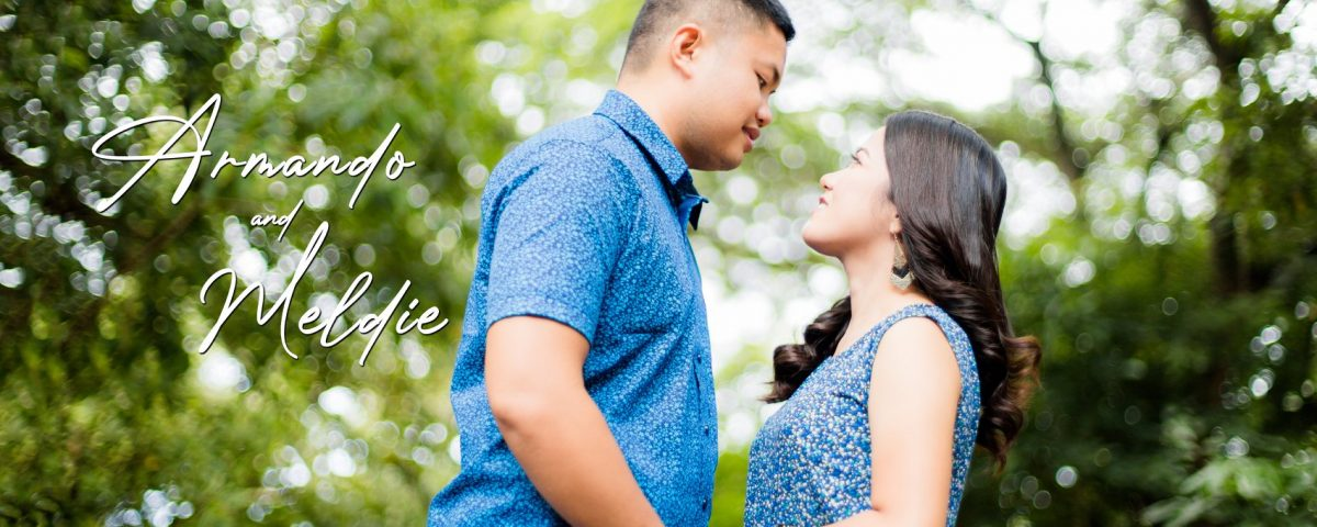A R M A N D O x M E L D I E | Prenup  Event Organizer: May Flor of Mayflor Event...