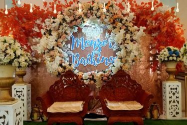 Our Early Muslim wedding                  July 27 2020  Monzor and Baiking Edres...