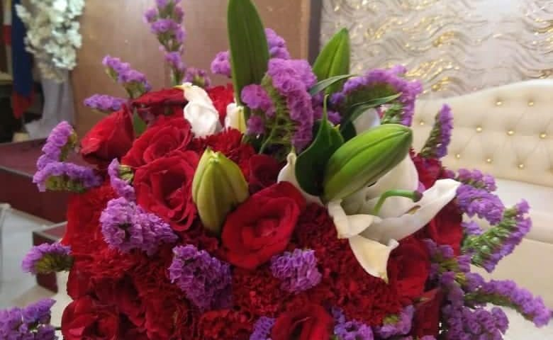 Our bridal bouquet for todays event  #mayfloreventorganizingandstylingdavao