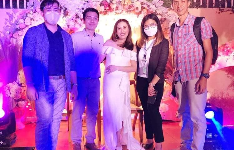 Evening Wedding after Party Done  Thanks sir John and Red  For Trusting ...