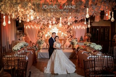 Joumel and Anne Wedding  Decor: Mayflor Styling and Events  HMUA Gerwin Aresco  ...