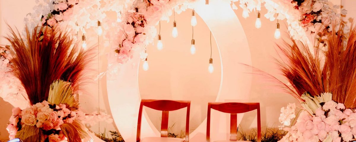 Loving every details from last wedding after dinner party of John Umblero and Re...