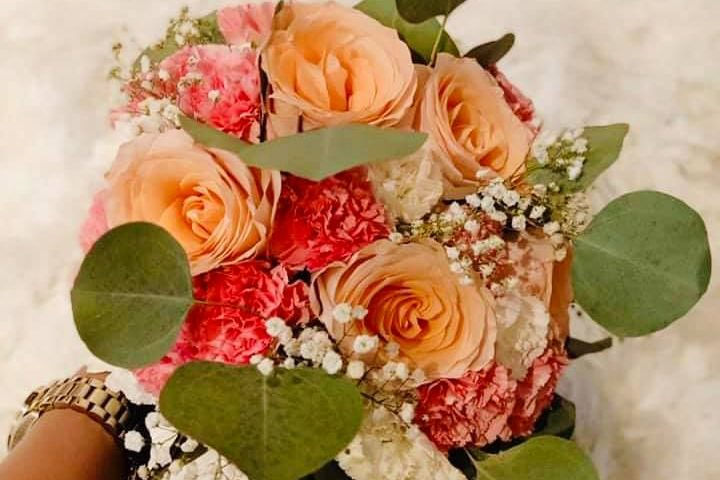 Bridal Bouquet For Today Event Styling  Nov 07 2020   Thanks...