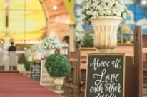 """Bild könnte enthalten: eine oder mehrere Personen, Text """"Above all, Love each other deeply 1 PETER 4:8 SLEB 1:8"""""""