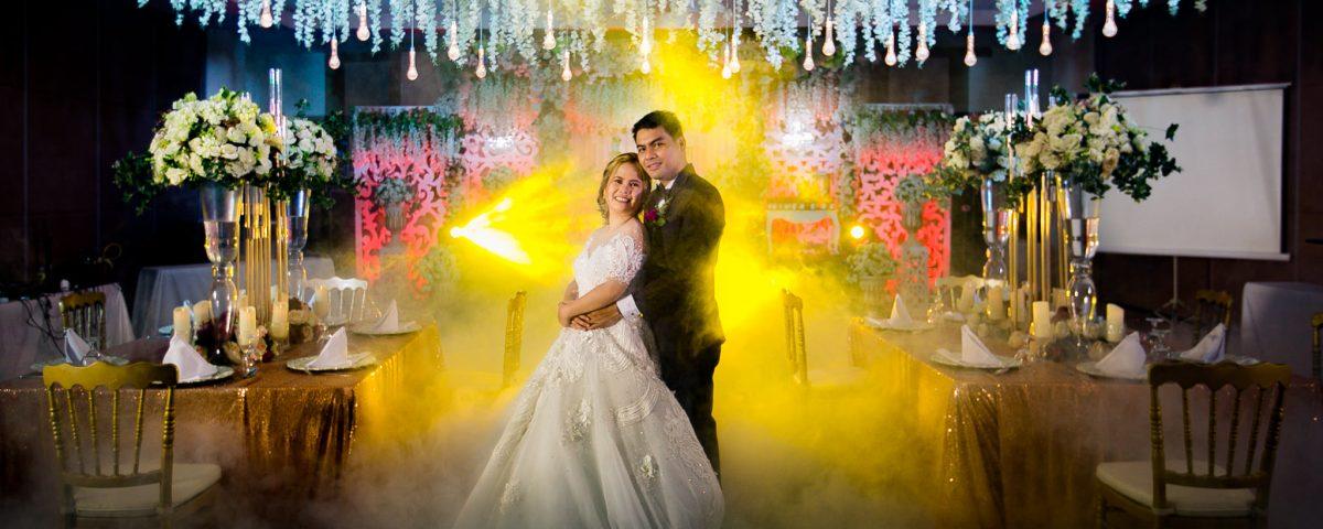 Congratulations to the newlyweds, Zomar & Ree C. Chin! :)  Photo & Video / Hiray...